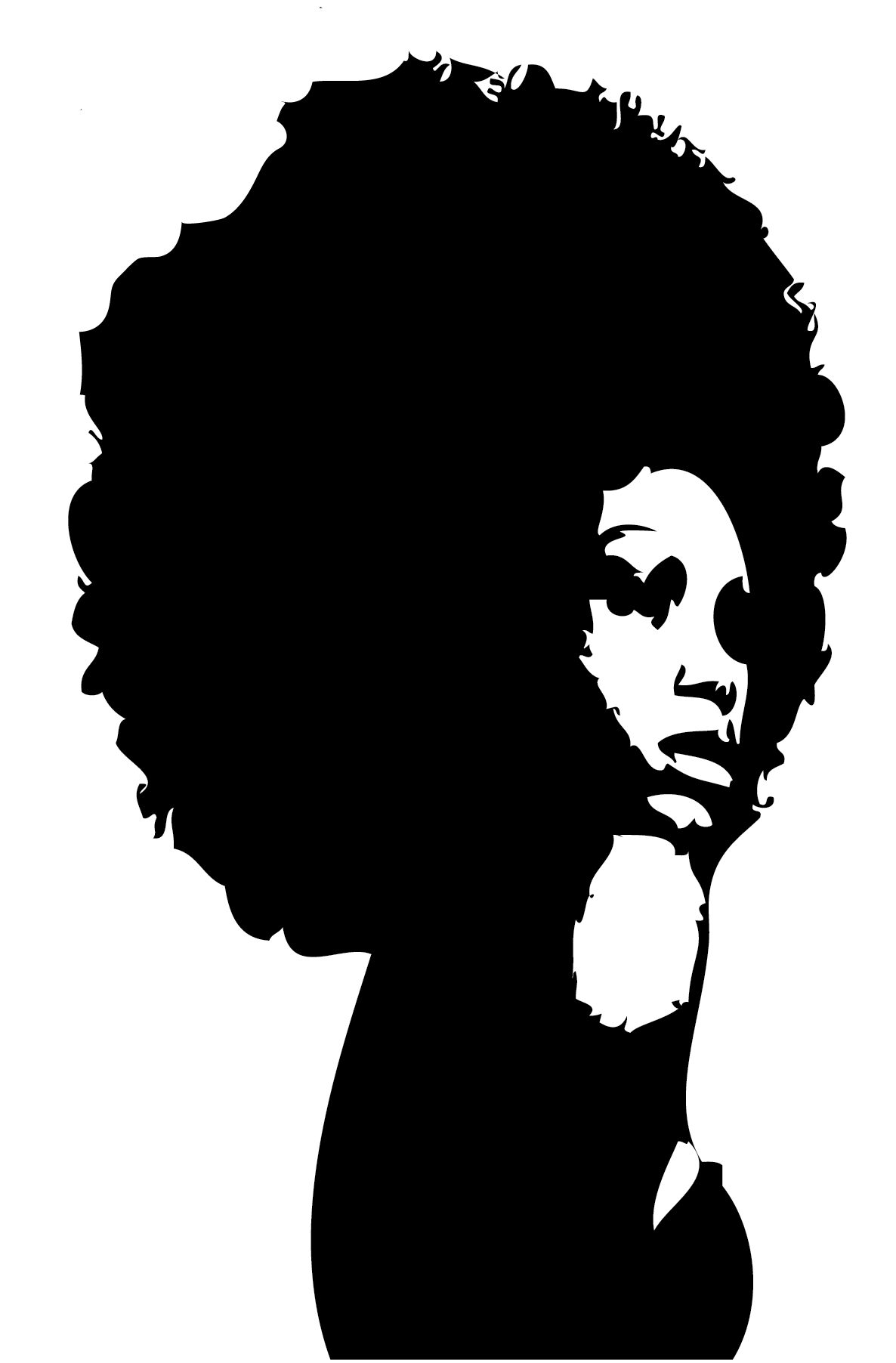 Free Afro Lady Cliparts, Download Free Clip Art, Free Clip.