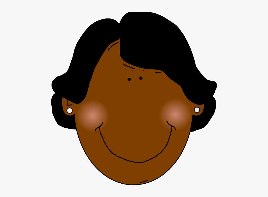 Black Woman Clip Art At Clker.