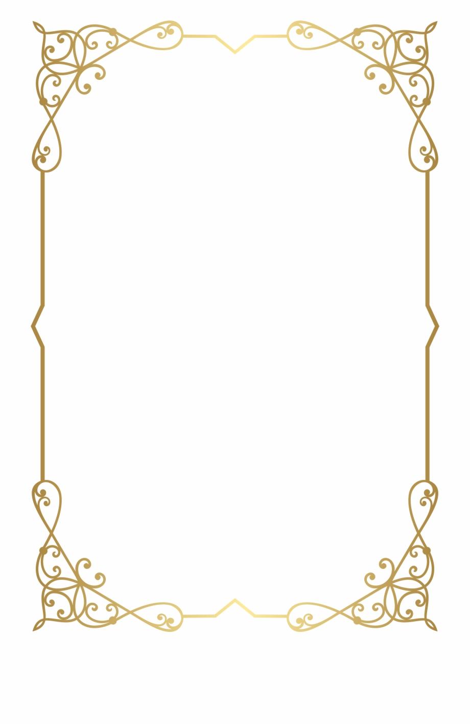 Decorative Frame Png.