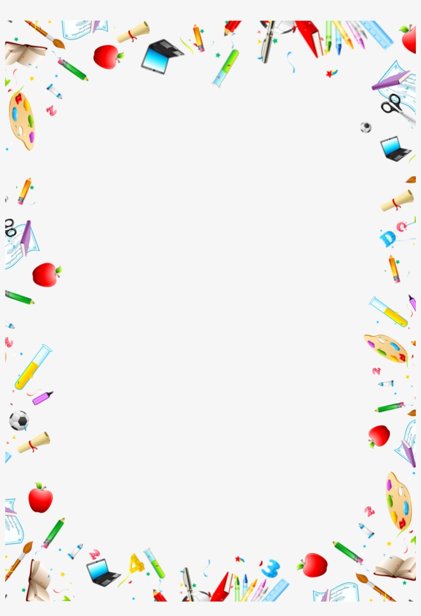 Stationery Vector Free Download.