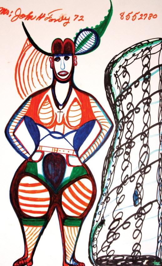 1000+ images about Art Brut (aka Raw Art, Outsider Art) on.