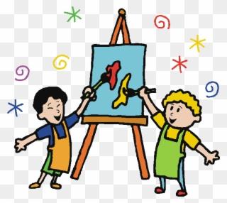 Free PNG Art Center Clip Art Download.