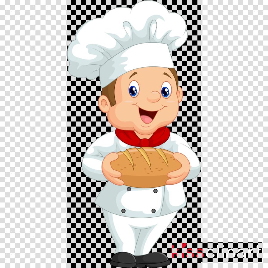 cartoon cook clip art chef clipart.