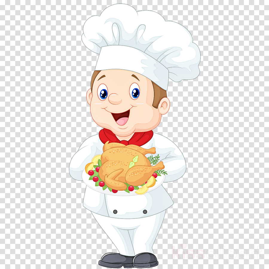 cartoon cook clip art chef food clipart.