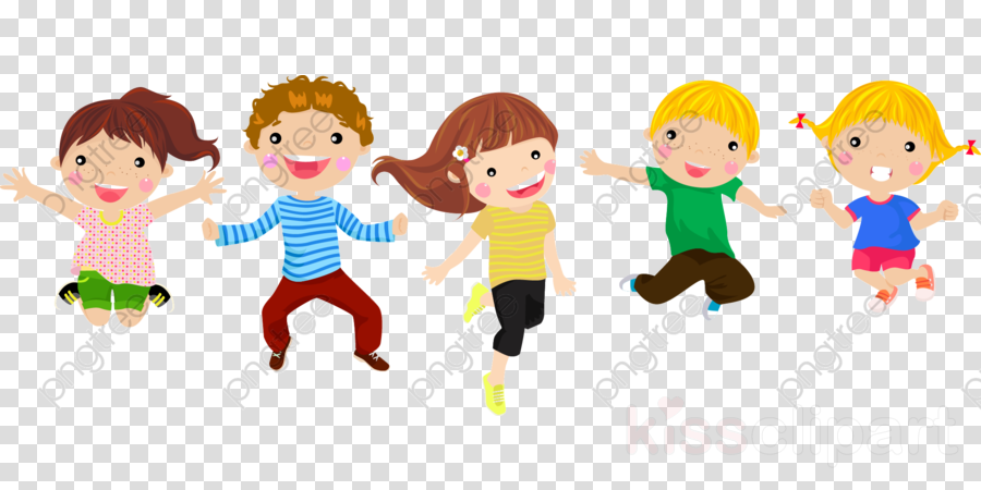 cartoon clip art child playing with kids fun clipart.