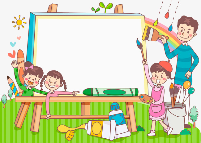 Art Class Clipart Cartoon Hand PNG Image And For Free Latest Clip.