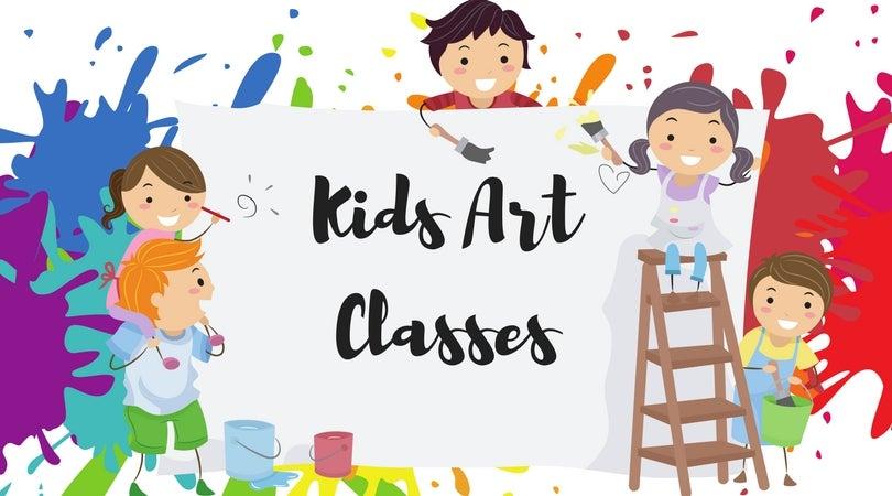 2018 Children's Art Class 6 CLASS PASS.