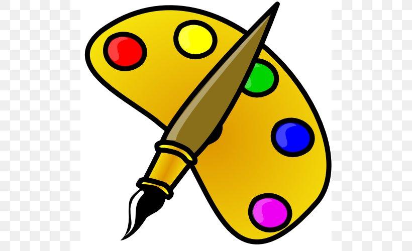 Visual Arts Free Content Clip Art, PNG, 500x500px, Visual.
