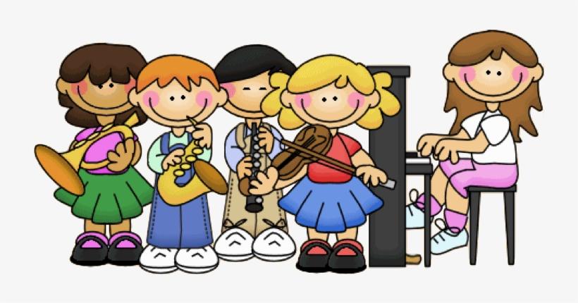 Music Class Clipart.