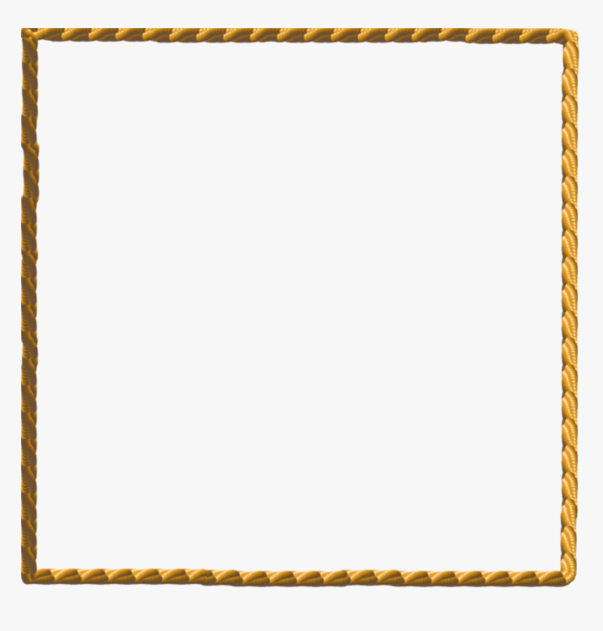 Rope Border Png Clipart Borders And Frames Clip Art.