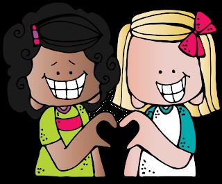 MelonHeadz: Love Everyone free clip art.