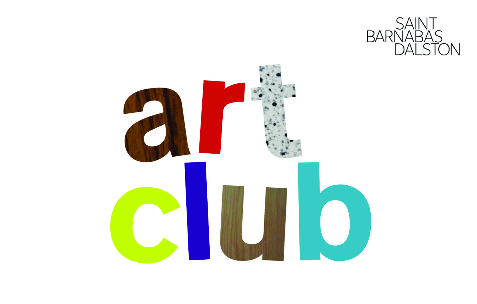 Art Club at St Barnabas.