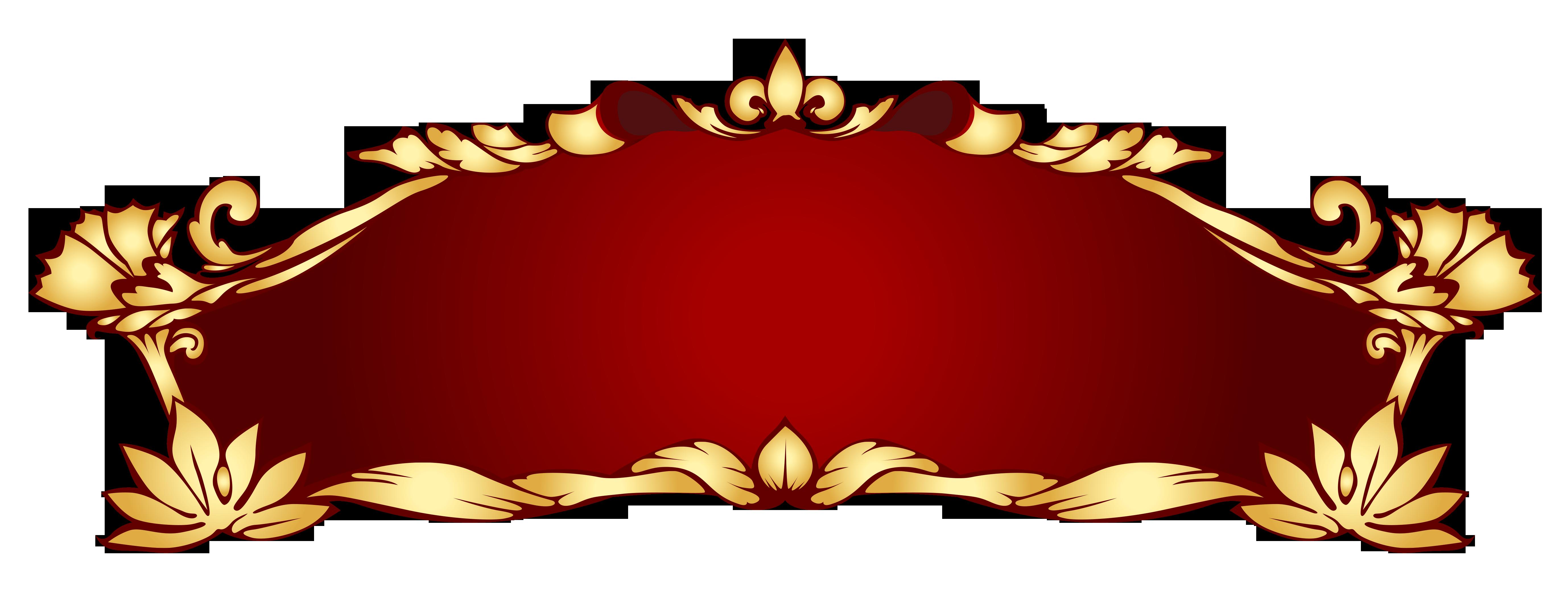 Banner Clip art.