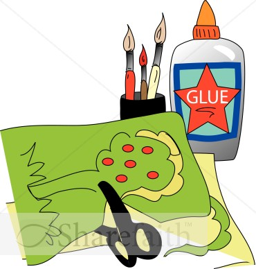 Art and craft clipart 10 » Clipart Station.