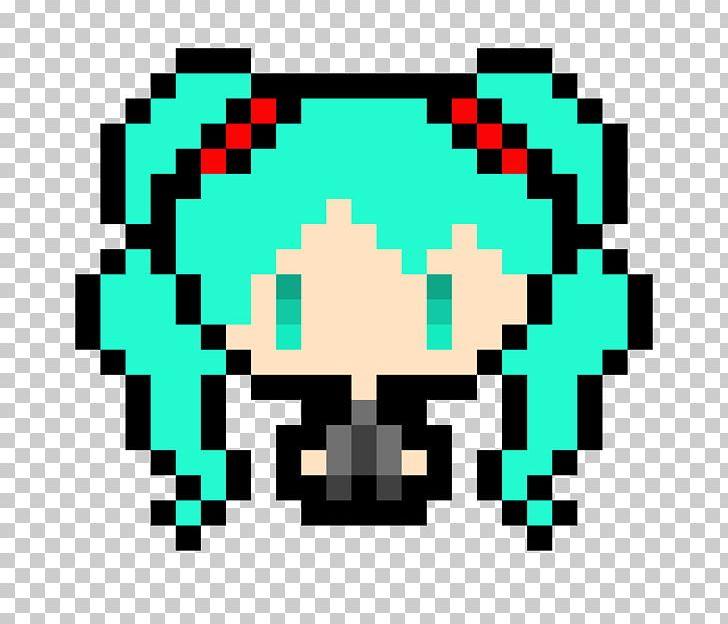 Pixel Art Hatsune Miku PNG, Clipart, Art, Art Deco, Artist.