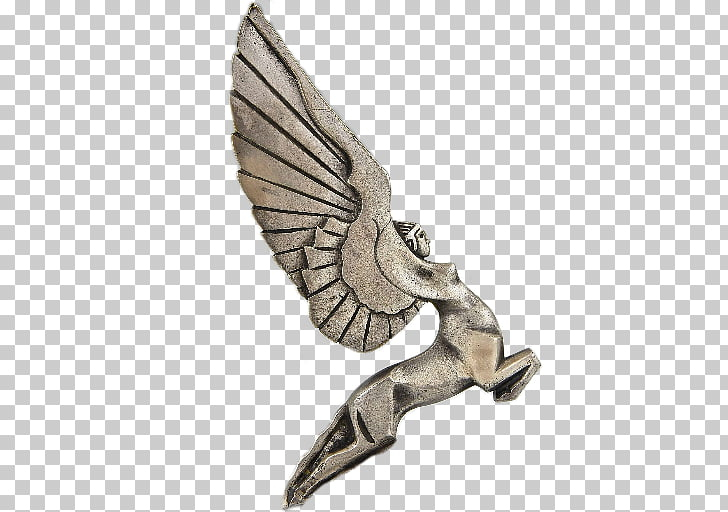 Art Nouveau Art Deco Car Hood ornament, car PNG clipart.