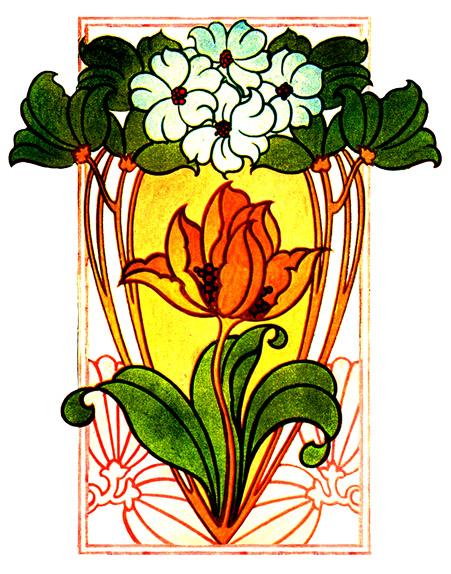 Art Nouveau Picture Gallery.