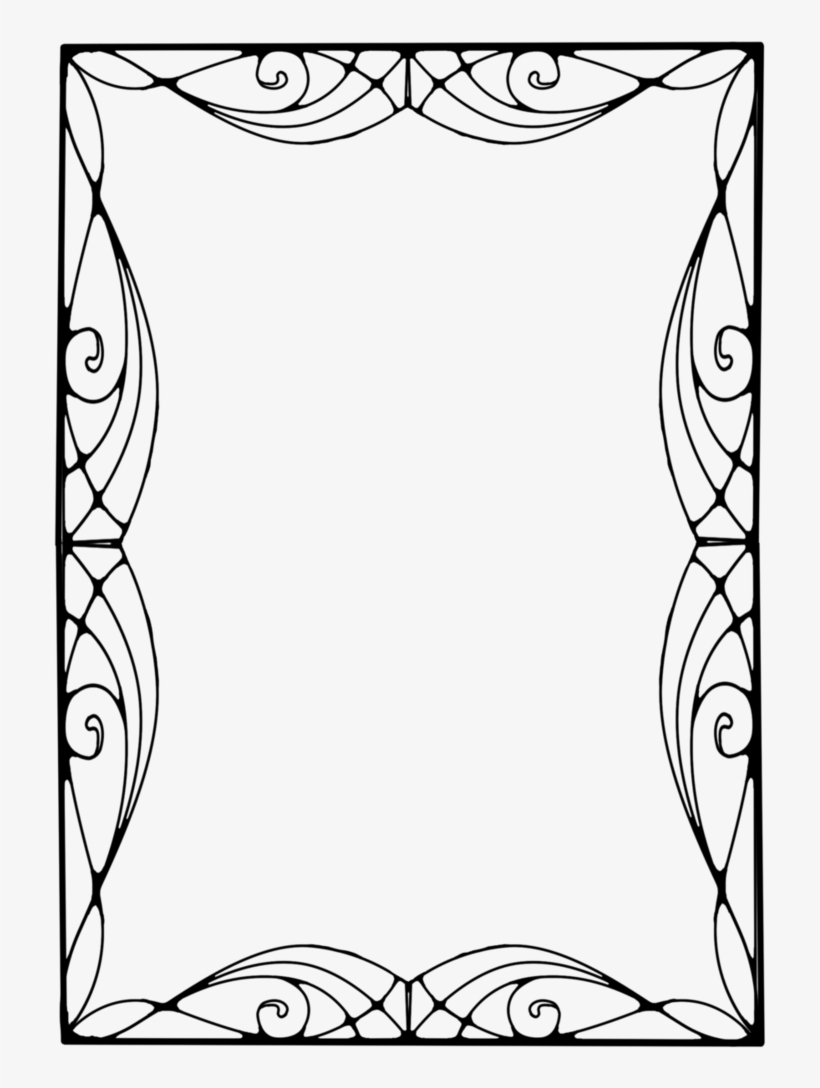 Art Deco Clipart Craft Projects.