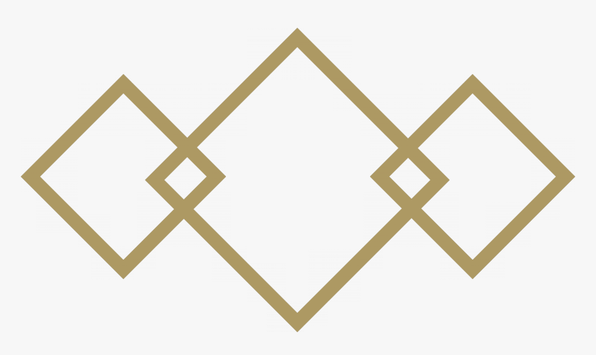 Transparent Art Deco Frame Png.