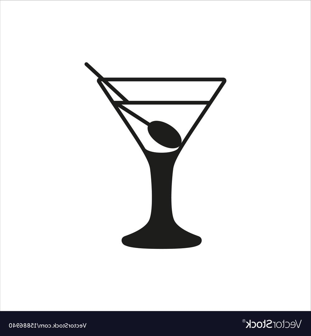 Unique Martini Glass Vector Png Images » Free Vector Art.