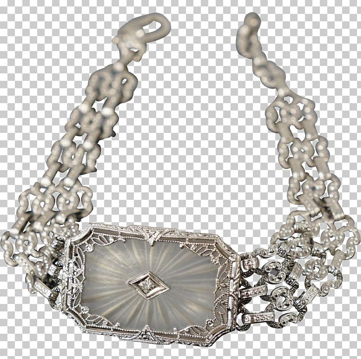 Bracelet Necklace Silver Jewelry Design Chain PNG, Clipart.