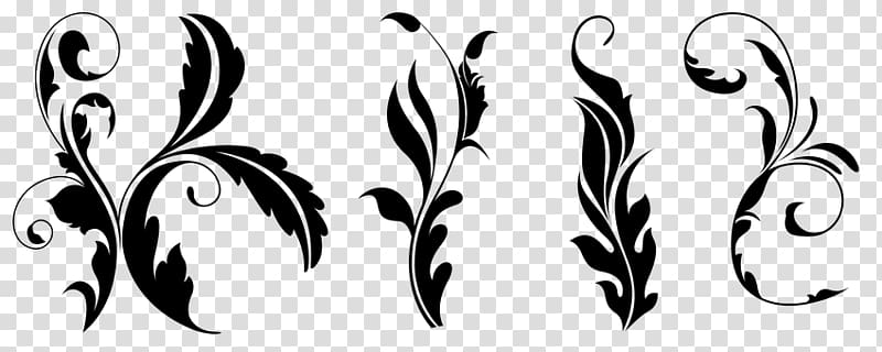 Art Deco , victorian pattern transparent background PNG.