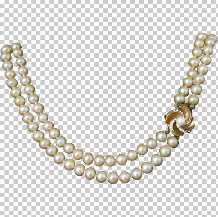Pearl Necklace Choker Jewellery Chain PNG, Clipart, Art Deco.