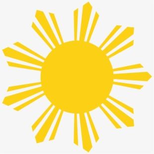 Ray Clipart Philippine Sun.