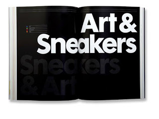 Sneakers As Art.