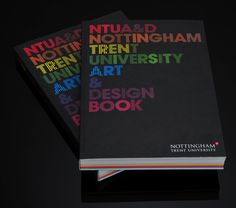 NTU Art Design Book: awesome and fun book.