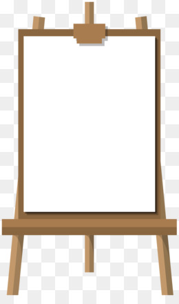 Easel PNG.