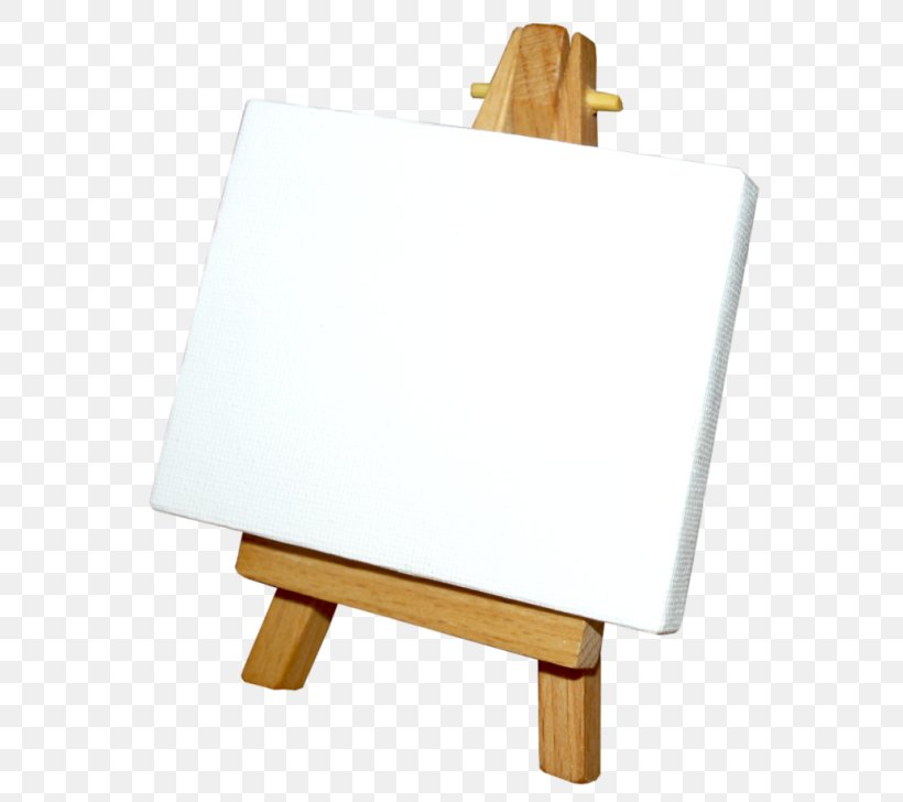 Easel Clip Art Painting Drawing Paint Brushes, PNG.