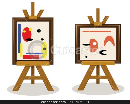art exhibit clipart clipground