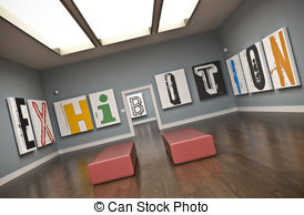 Art exhibition Illustrations and Clip Art. 11,554 Art exhibition.