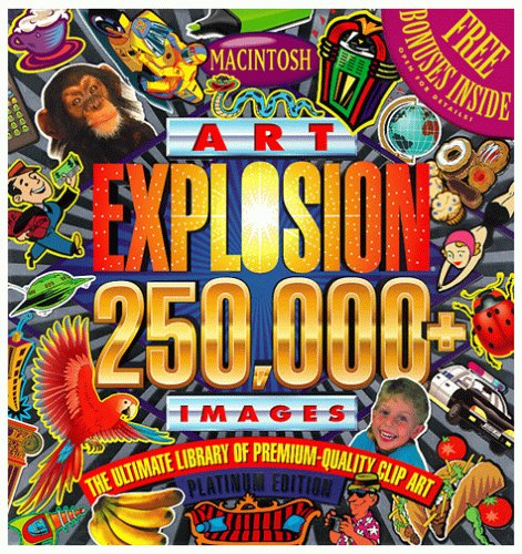 Art Explosion 250,000.