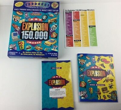NOVA DEVELOPMENT ART Explosion Clip Art IMAGES CD.