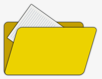 Free Folder Clip Art with No Background.