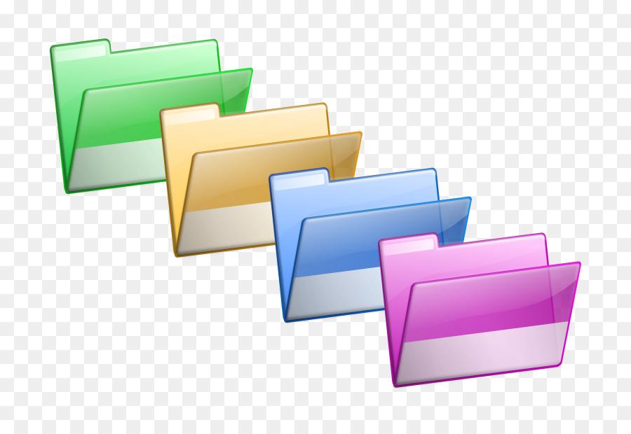 cartoon folders clipart Directory Clip art clipart.