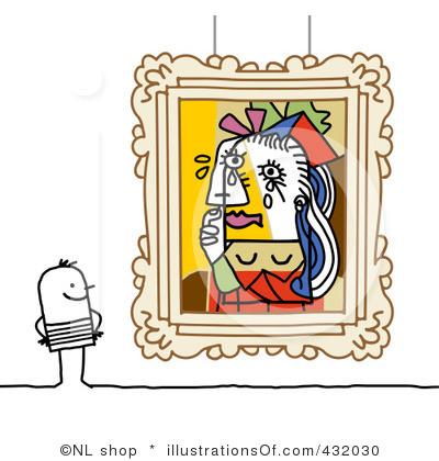 Museum Art Gallery Clip Art.