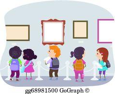 Art Museum Clip Art.