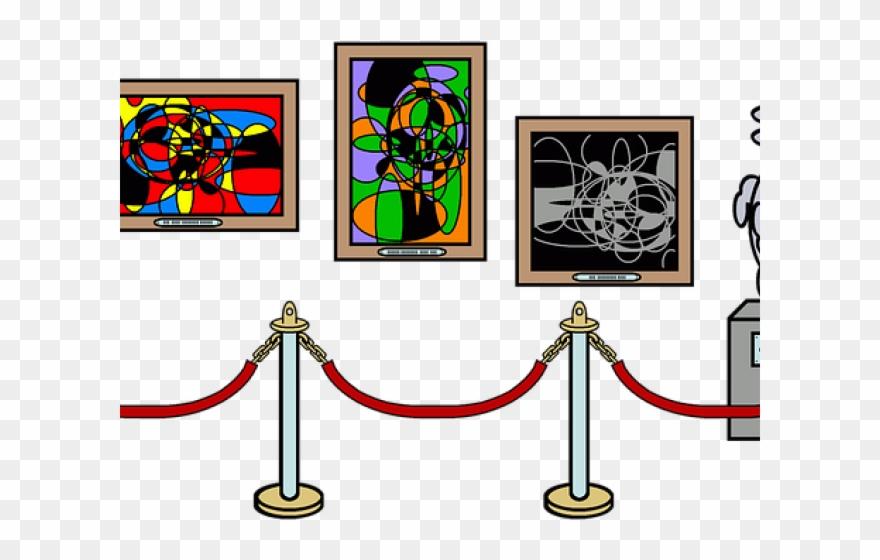 Gallery Clipart Art Museum.