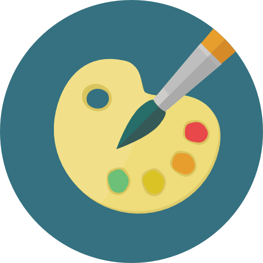 Painting Icon Png #364865.