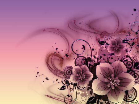 Art Pics Of Flowers.