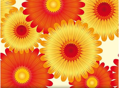 Art Flowers Images.