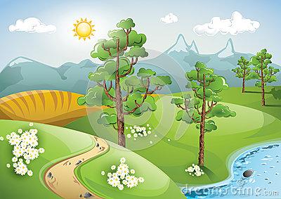 Free Nature Scene Cliparts, Download Free Clip Art, Free.