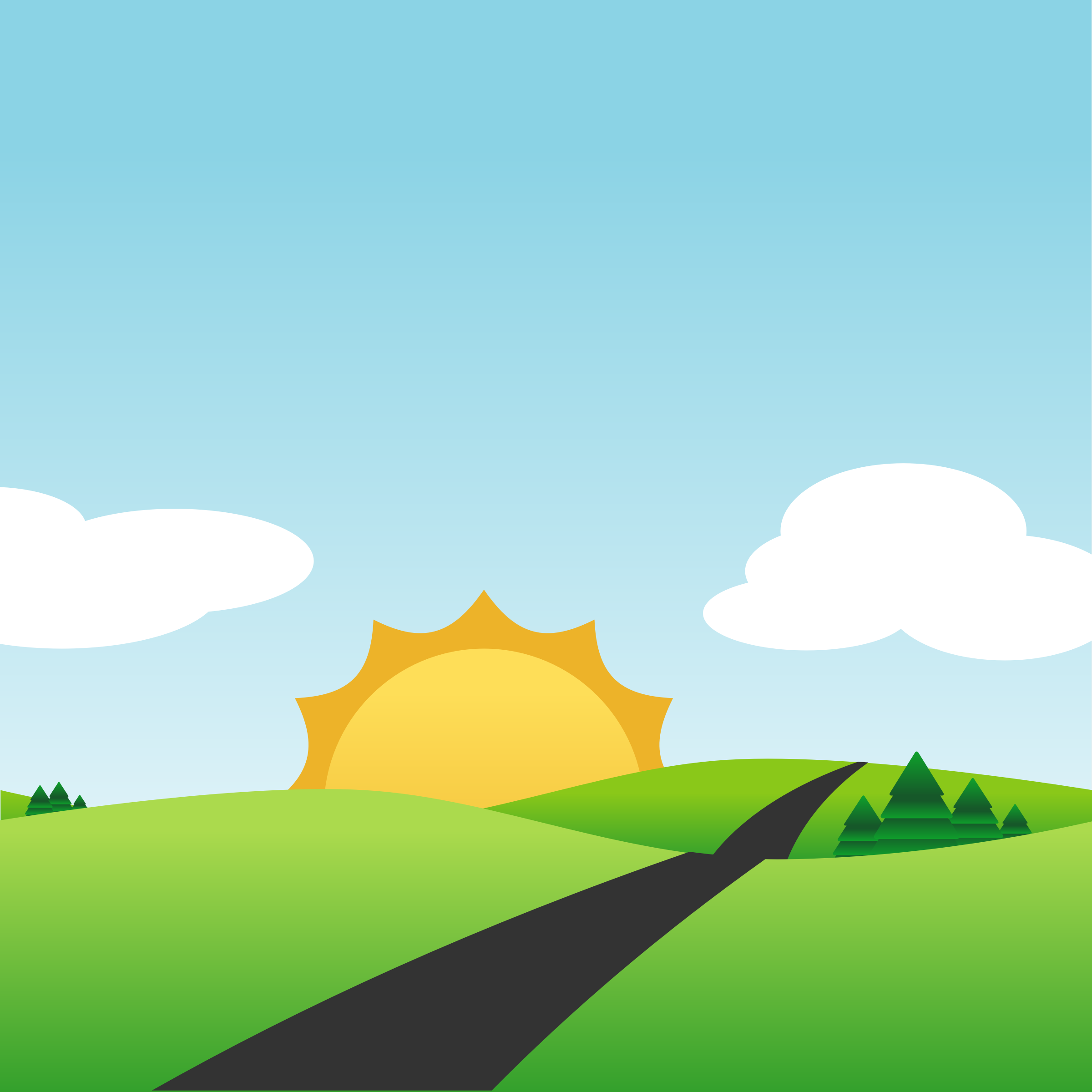 Free Simple Landscape Cliparts, Download Free Clip Art, Free.
