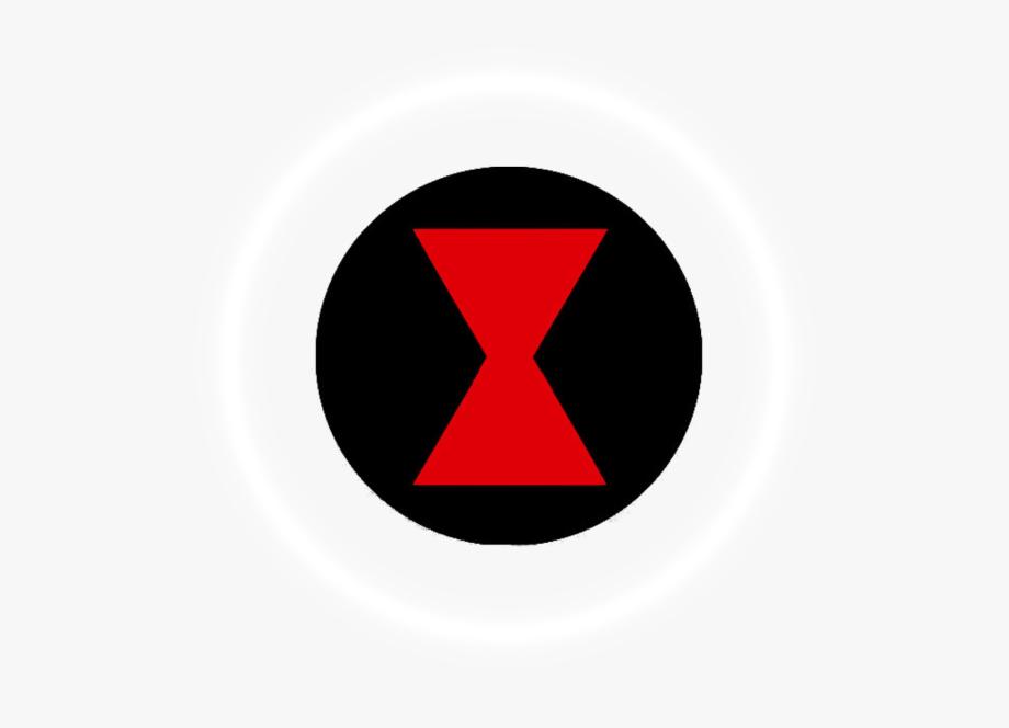 Clip Art Black Widow Logo.