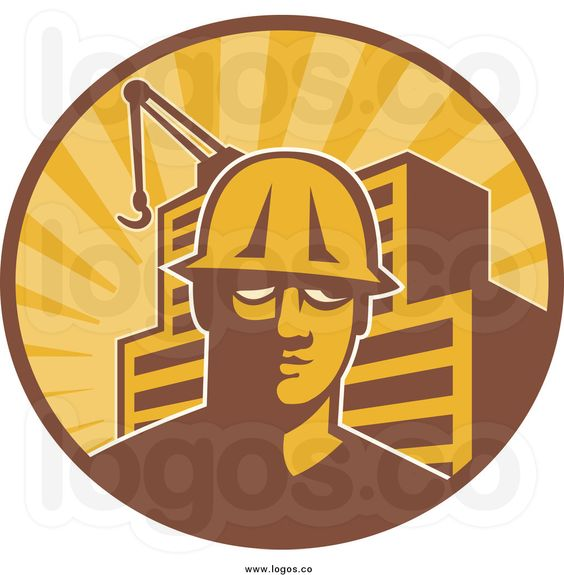Construction Worker Clip Art.