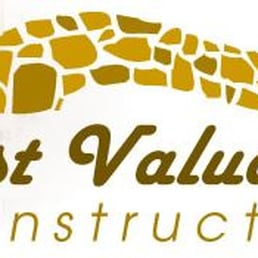 Most Valuable Construction.