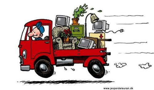 247 Moving Truck free clipart.